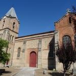 Iglesia del pueblo La Carrera